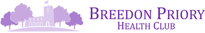 Breedon Priory Health Club Logo