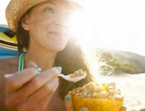 How To Eat Healthy On Holiday
