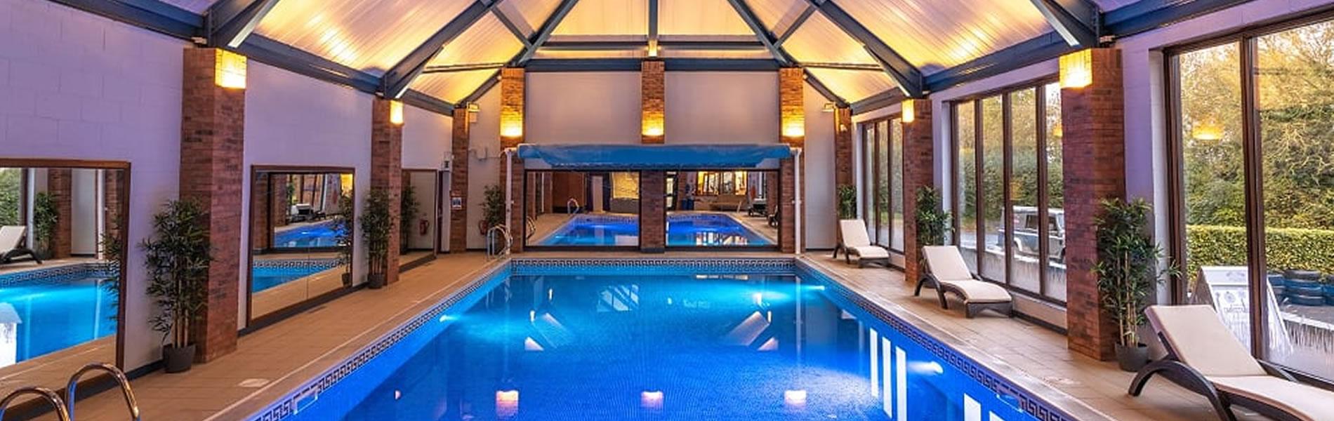 Breedon Priory Health Club - Swim