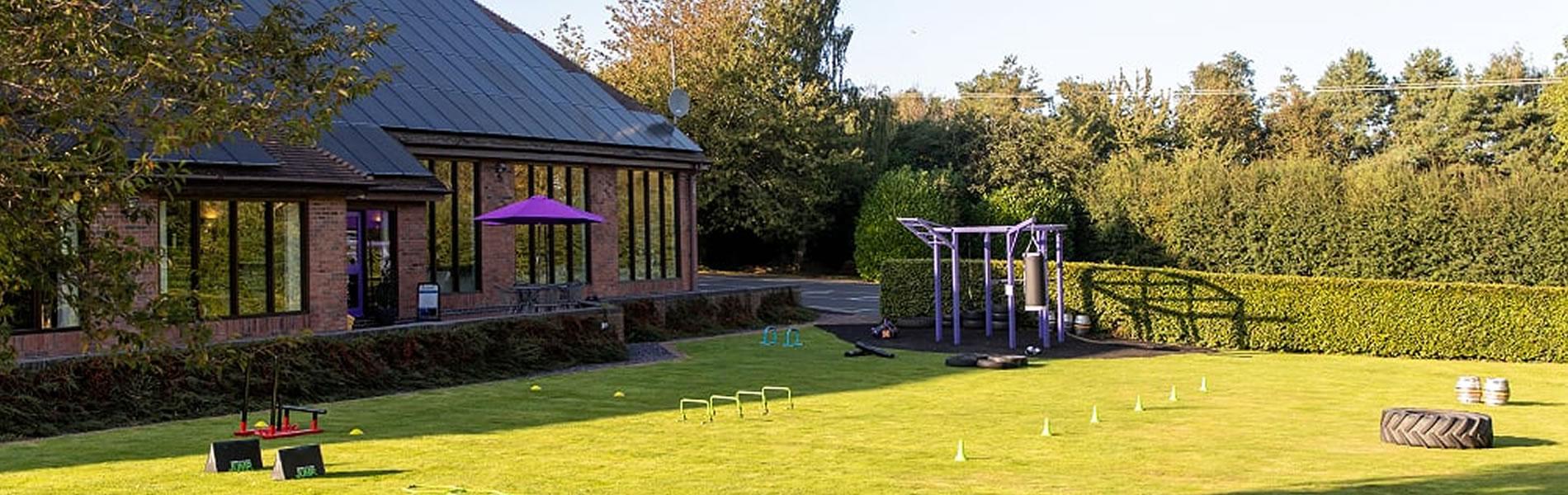 Breedon Priory Health Club - Contact Us