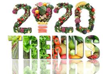 6 Nutrition Trends for 2020