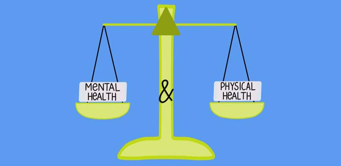 Physical VS Mental Health